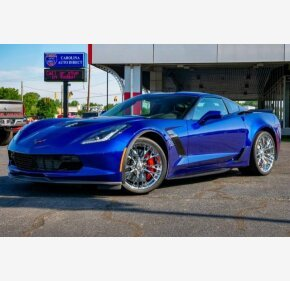 2017 Chevrolet Corvette Z06 Coupe for sale 101158818