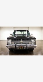 1985 Chevrolet C/K Truck 2WD Regular Cab 1500 for sale 101158849