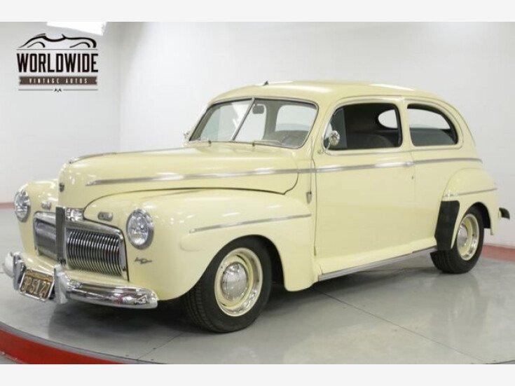Classic Cars Denver >> 1942 Ford Super Deluxe For Sale Near Denver Colorado 80216