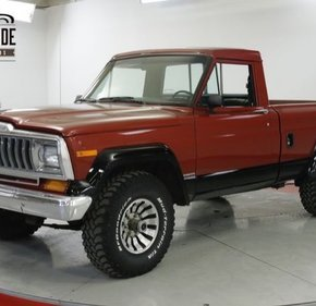 1984 Jeep Pickup for sale 101158871