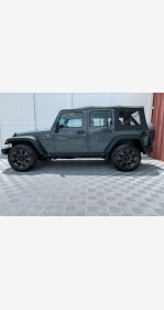 2014 Jeep Wrangler 4WD Unlimited Sport for sale 101158902
