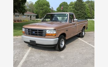 1995 Ford F150 for sale 101158928