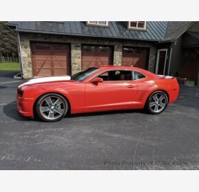 2010 Chevrolet Camaro SS Coupe for sale 101158968