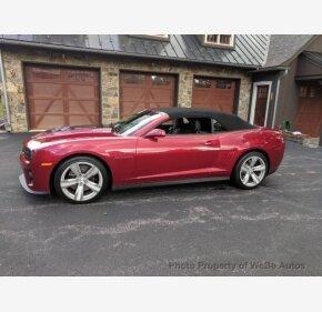 2013 Chevrolet Camaro ZL1 Convertible for sale 101158978