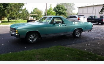 1971 Chevrolet El Camino V8 for sale 101159022