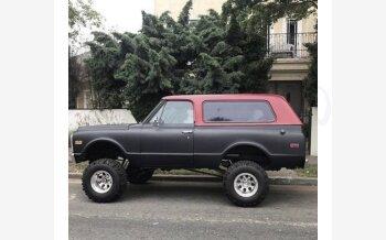 1971 Chevrolet Blazer 4WD for sale 101159042