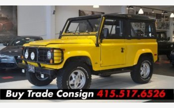 1995 Land Rover Defender 90 for sale 101159057