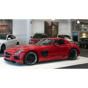 2014 Mercedes-Benz SLS AMG Black Series Coupe for sale 101159070
