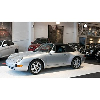1995 Porsche 911 Cabriolet for sale 101159077