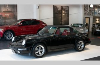 1984 Porsche 911 Targa for sale 101159082