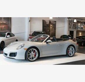 2018 Porsche 911 Cabriolet for sale 101159088