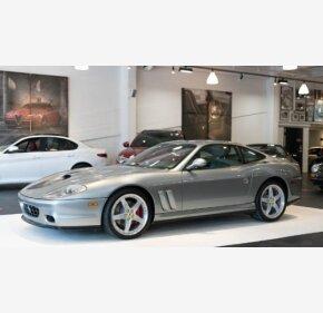 2002 Ferrari 575M Maranello for sale 101159091