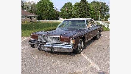 1977 Dodge Monaco for sale 101159092