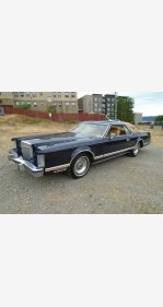 1977 Lincoln Mark V for sale 101159099