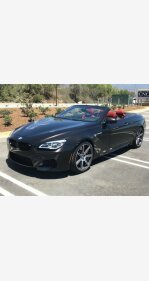 2016 BMW M6 Convertible for sale 101159185