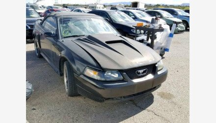 2003 Ford Mustang GT Convertible for sale 101159228