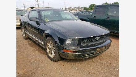 2007 Ford Mustang Coupe for sale 101159232