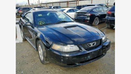 2004 Ford Mustang Coupe for sale 101159260