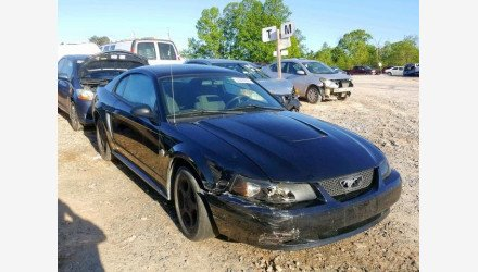 2004 Ford Mustang Coupe for sale 101159267