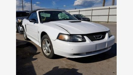 2003 Ford Mustang Convertible for sale 101159268