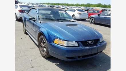 2000 Ford Mustang Convertible for sale 101159270