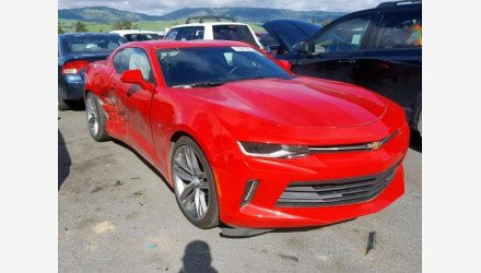 2018 Chevrolet Camaro LT Coupe for sale 101159283