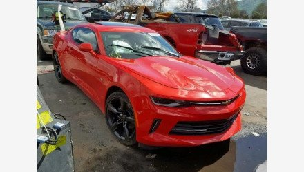 2018 Chevrolet Camaro for sale 101159284