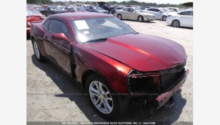 2015 Chevrolet Camaro LS Coupe for sale 101159411