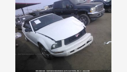 2008 Ford Mustang Convertible for sale 101159414