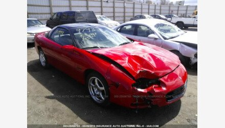 2002 Chevrolet Camaro Z28 Coupe for sale 101159486