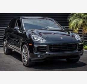 2017 Porsche Cayenne S E-Hybrid for sale 101159525