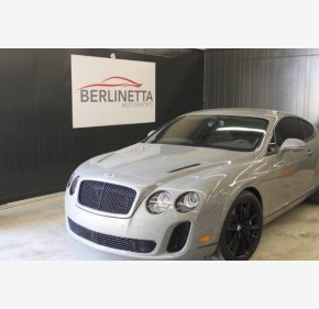 2010 Bentley Continental Supersports Coupe for sale 101159559