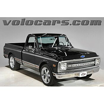 1970 Chevrolet C/K Truck for sale 101159566