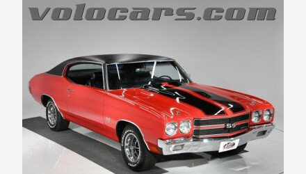 1970 Chevrolet Chevelle SS for sale 101159570
