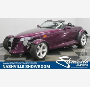1999 Plymouth Prowler for sale 101159646