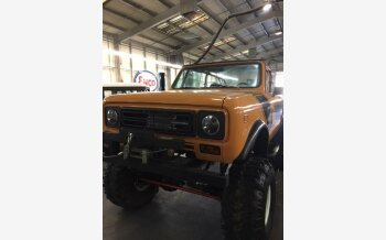 1976 International Harvester Scout for sale 101159705