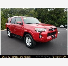 2016 Toyota 4Runner 4WD for sale 101159708