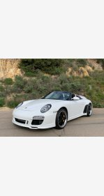 2011 Porsche 911 Cabriolet for sale 101159724