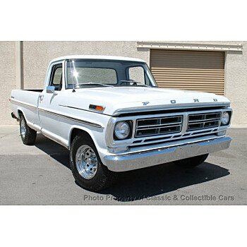 1972 Ford F100 for sale 101159728