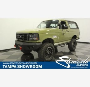 1996 Ford Bronco for sale 101159737