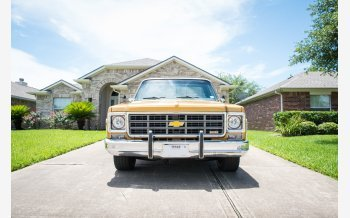 1976 Chevrolet C/K Truck Scottsdale for sale 101159751