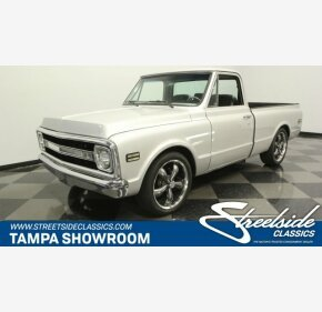 1969 Chevrolet C/K Truck for sale 101159766