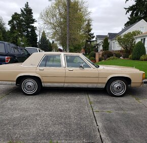 1987 Ford Crown Victoria LX Sedan for sale 101159825