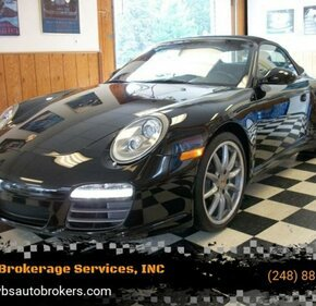 2012 Porsche 911 Cabriolet for sale 101159867