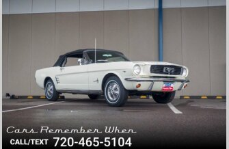 1966 Ford Mustang for sale 101159886