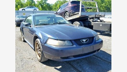 2003 Ford Mustang Coupe for sale 101160008