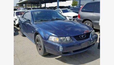 2003 Ford Mustang Coupe for sale 101160043