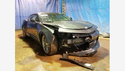 2018 Chevrolet Camaro LT Coupe for sale 101160046