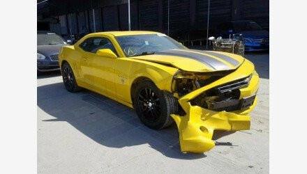 2015 Chevrolet Camaro LS Coupe for sale 101160092
