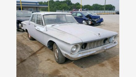 1962 Plymouth Savoy for sale 101160095